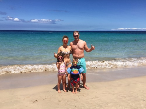 We love the Mauna Kea Beach Hotel!