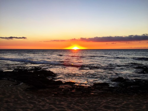 Four Seasons Hualalai- incredible sunsets!
