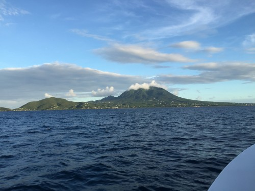 Nevis.. I see you!