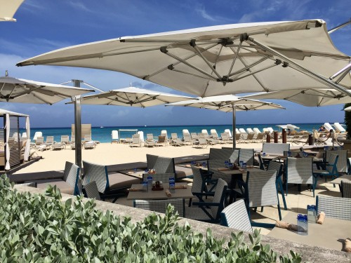 BarJack awaits you for lunch overlooking Seven Mile Beach!