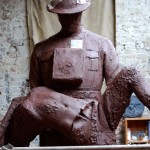 Early Stage of Modelling in Clay