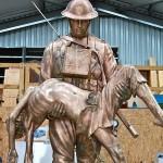 Bronze Statue and James Butler RA, Sculptor