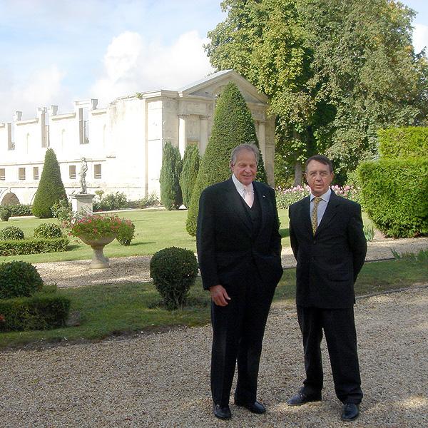 Nimrod Frazer and Thierry Court