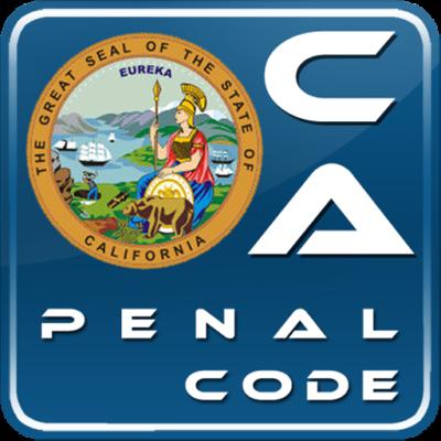 California Penal Codes