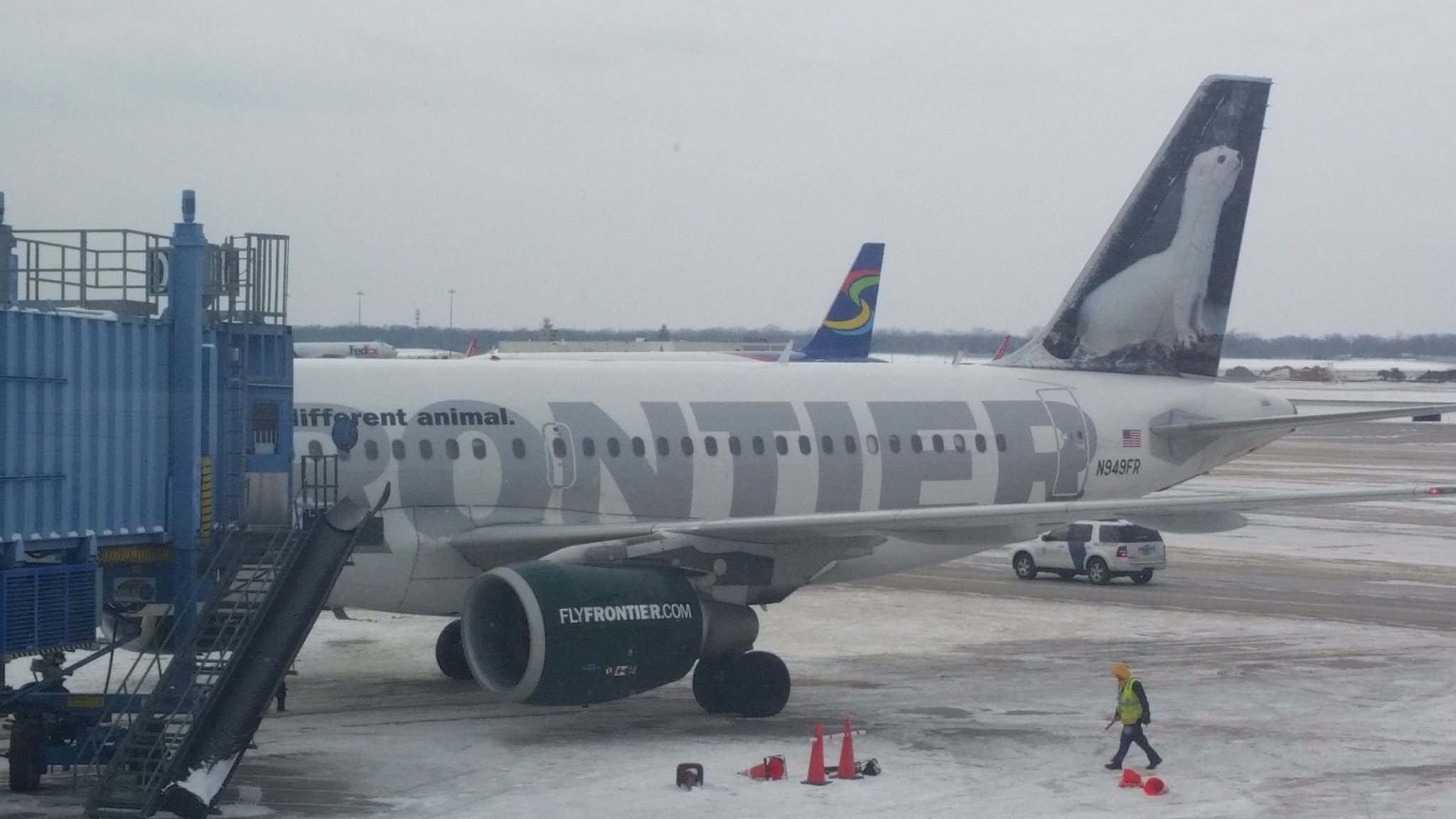 Review: Flying Frontier Airlines Made Economic Sense