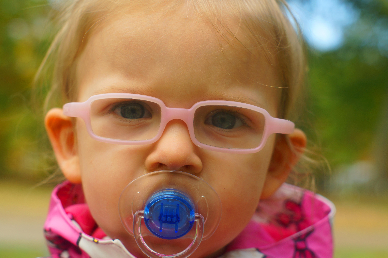 Seven tips for little kids in glasses