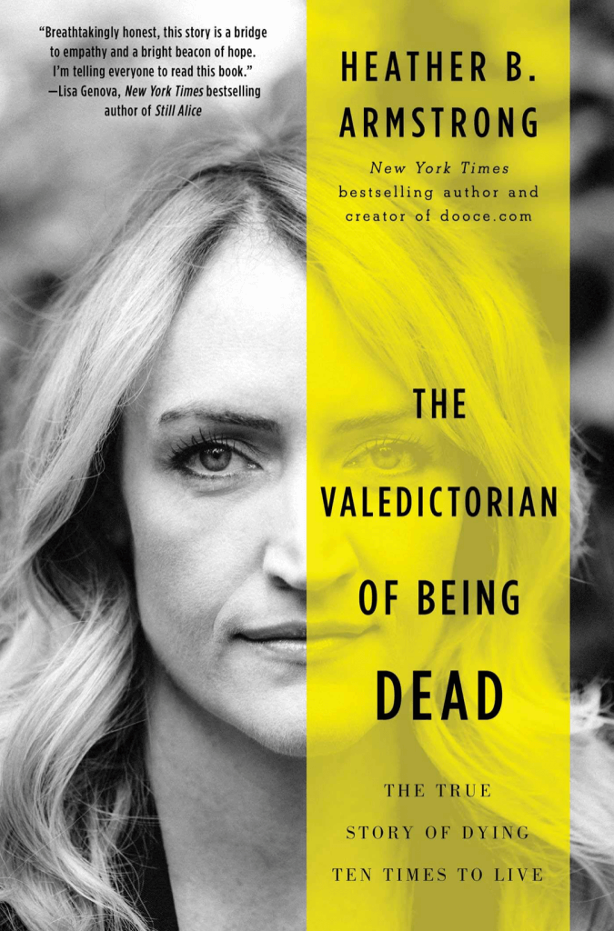 "It sucked and then I cried – A Review of ""The Valedictorian of Being Dead"""