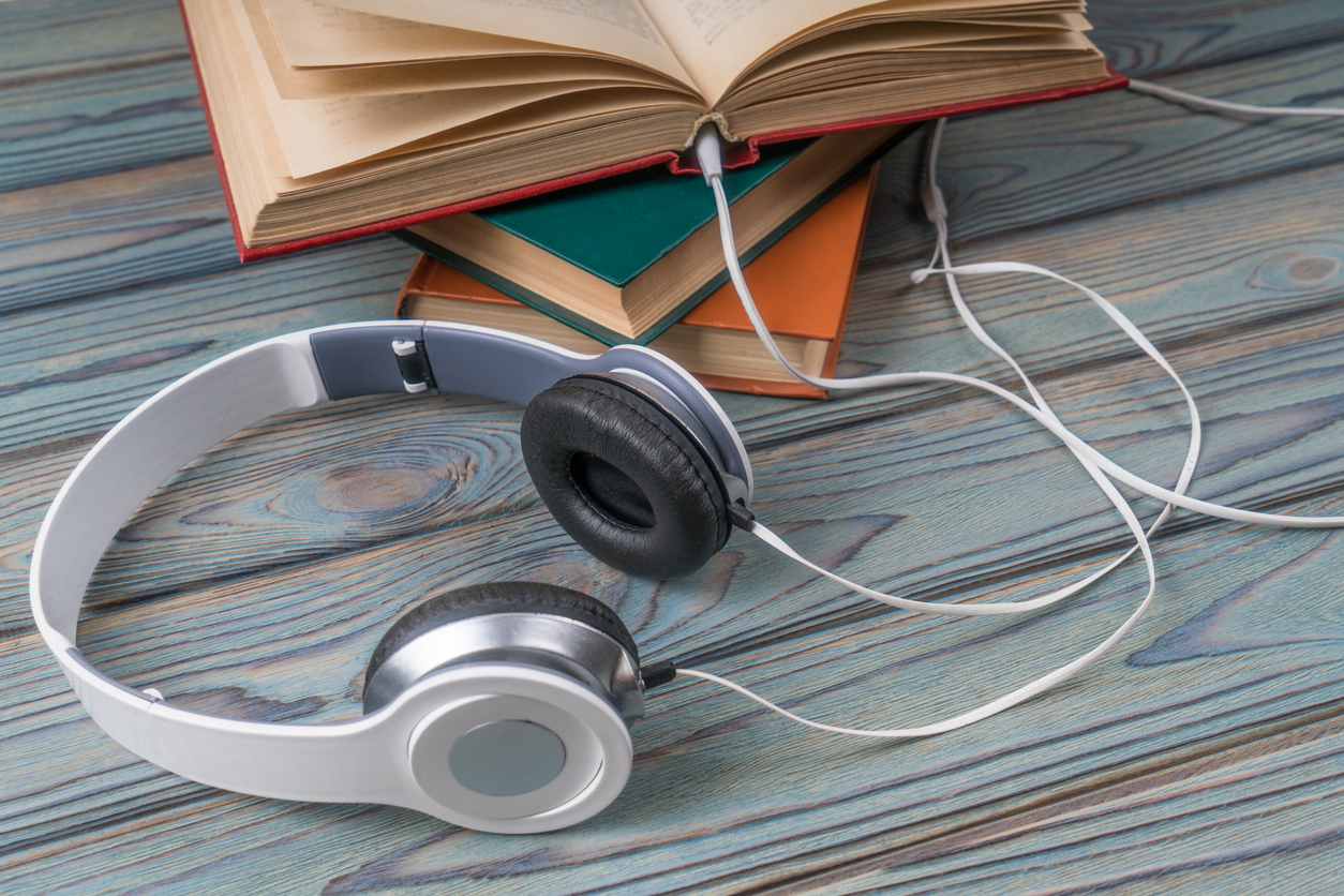 Audio books are cheating