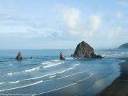 Haystack-Rock-Cannon-Beach-Drone-Photo