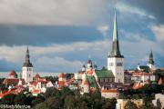 Sunrise-Skyline-Tallinn