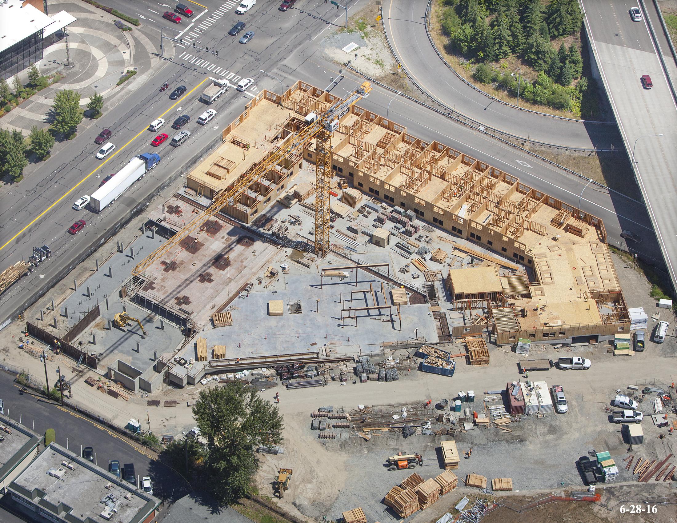 lynnwood apartment complex engineering