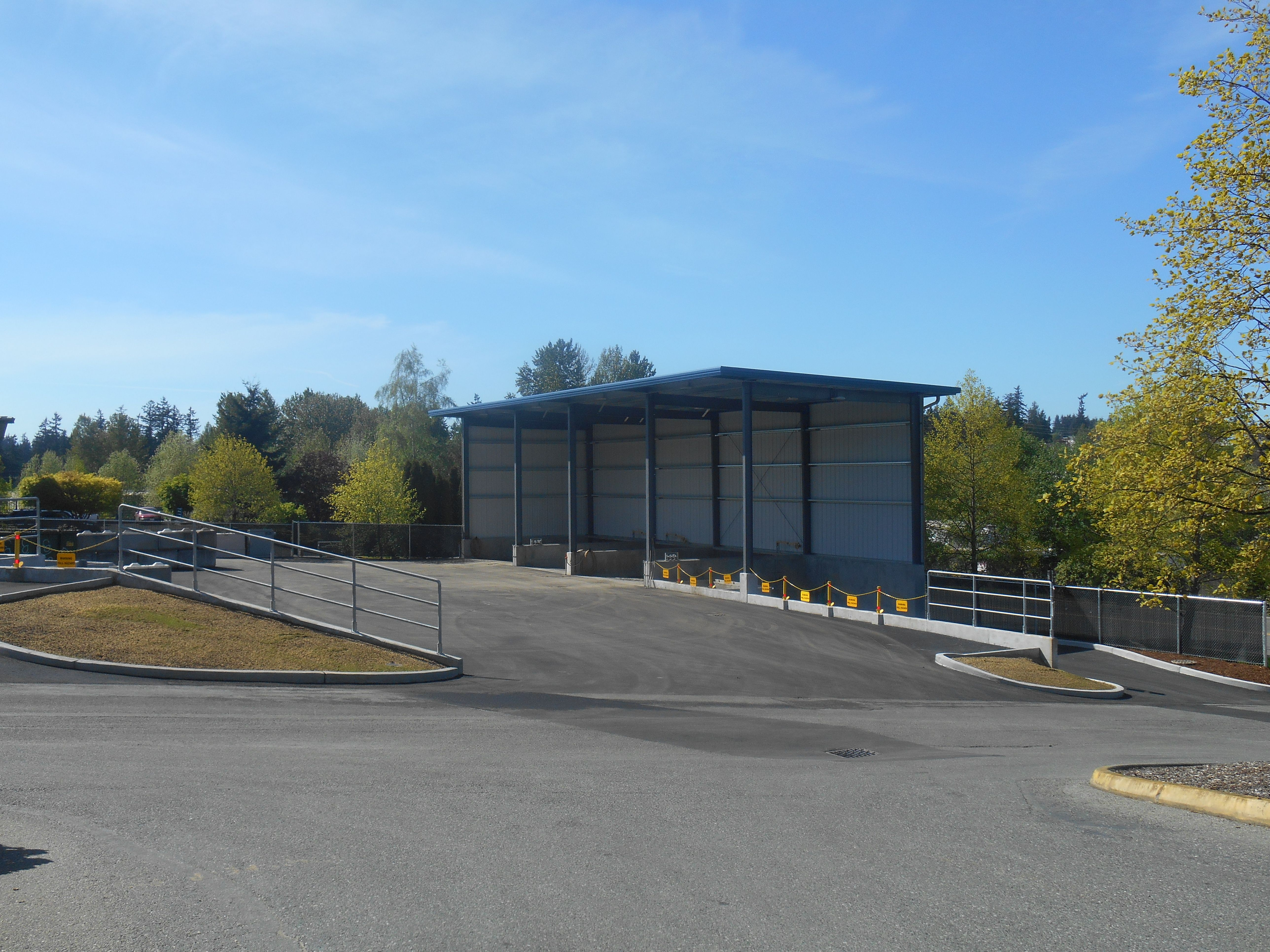 engineering for decant facility in mountlake terrace