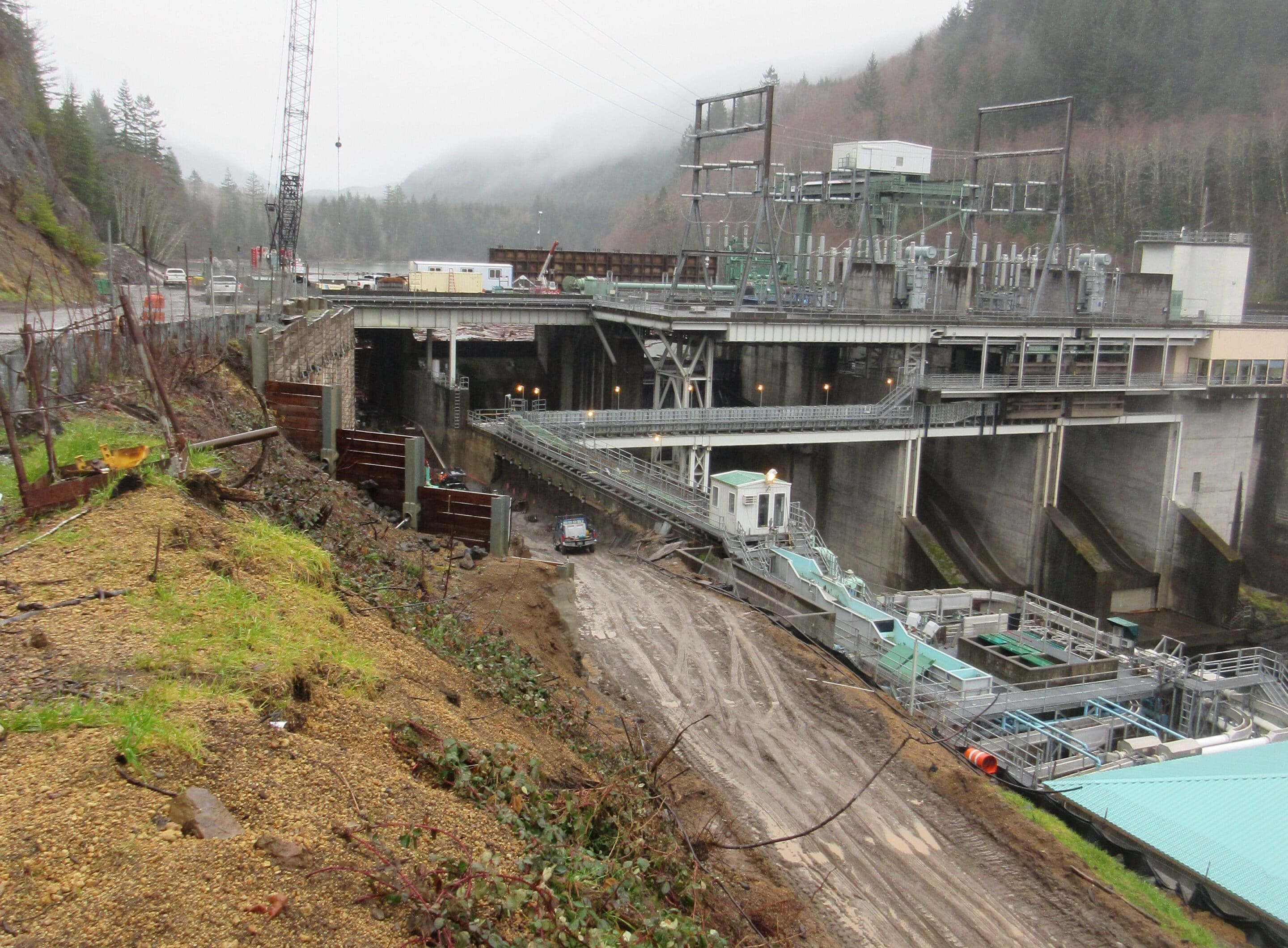 structural engineering for dam