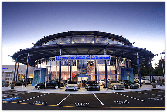 Structural and Civil Engineering for Mercedes Benz Dealership