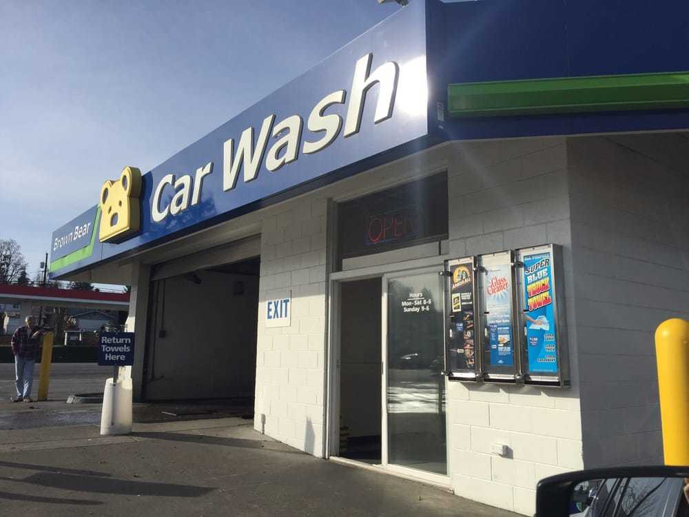 engineering for carwash