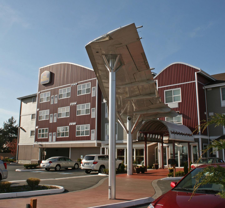 hotel in everett, wa