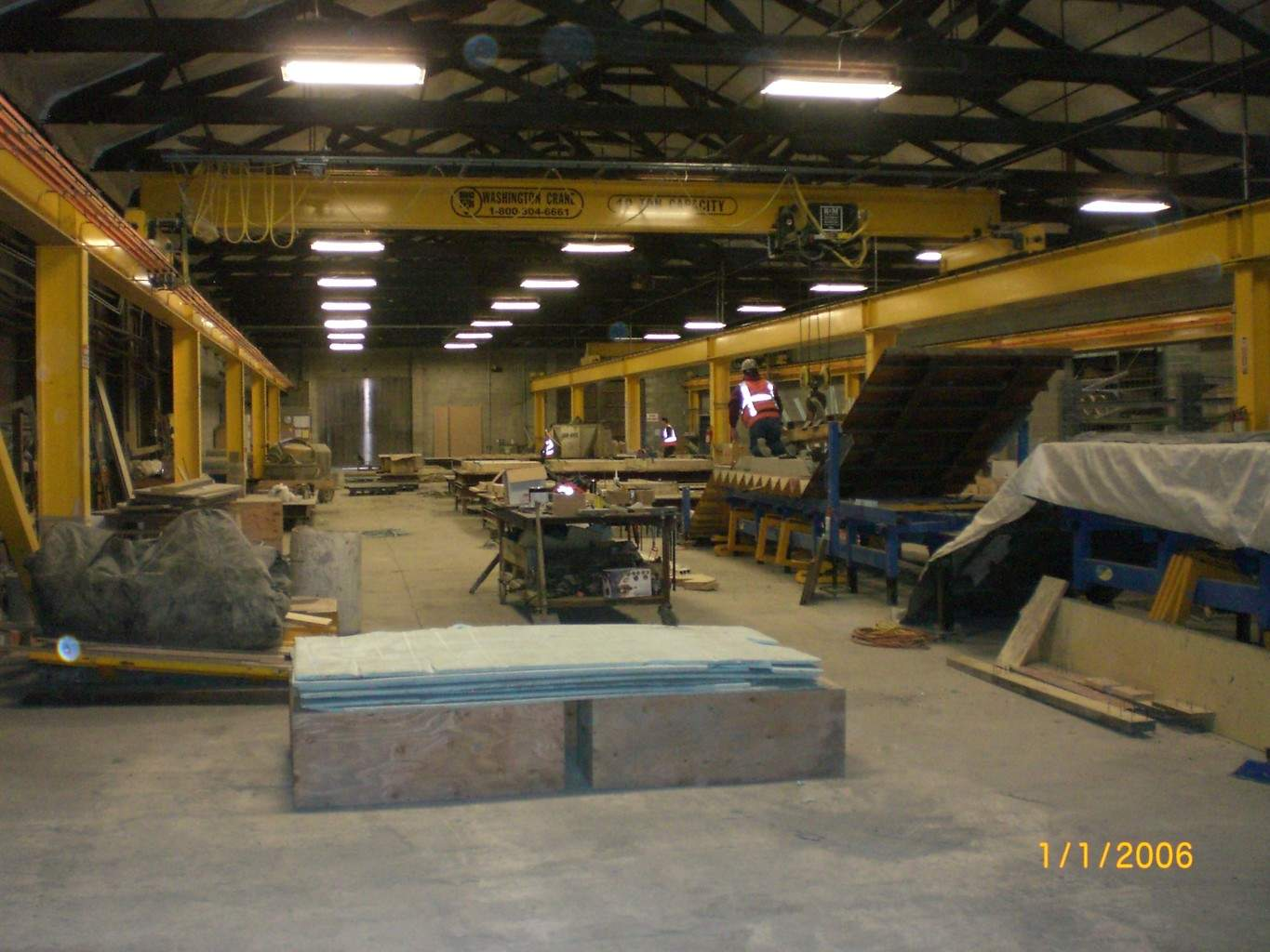 warehouse addition and remodel engineering