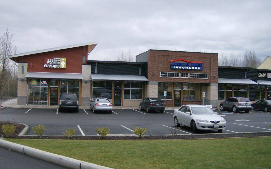 Bonney Lake Retail Center