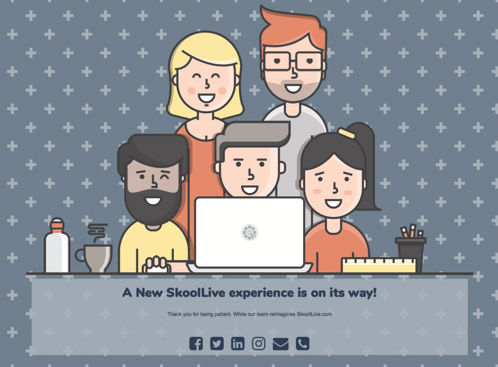 """SkoolLive is """"reimagining itself"""" for the X time."""