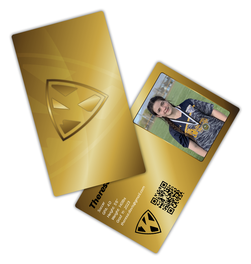 Kikstarterz Gold Cards