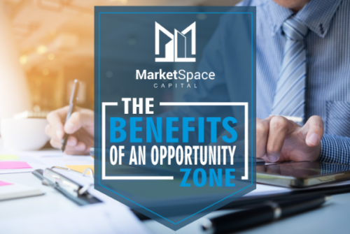 benefits of opportunity zone