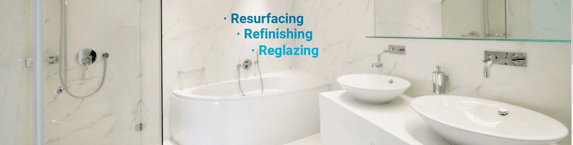 a+ bathtub refinishing slider home page