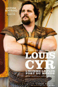 LOUIS CYR : L'HOMME LE PLUS FORT DU MONDE
