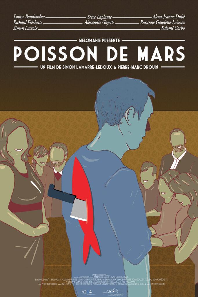 POISSON DE MARS