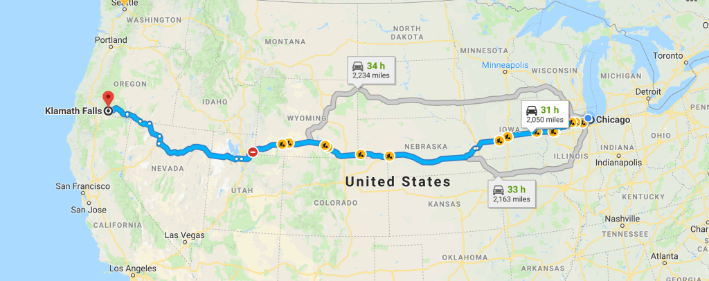 A Thanksgiving 2000 Miles Apart