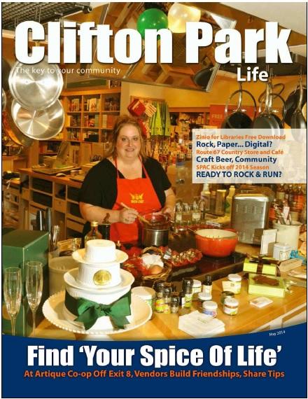 Artique Clifton Park Life - cover