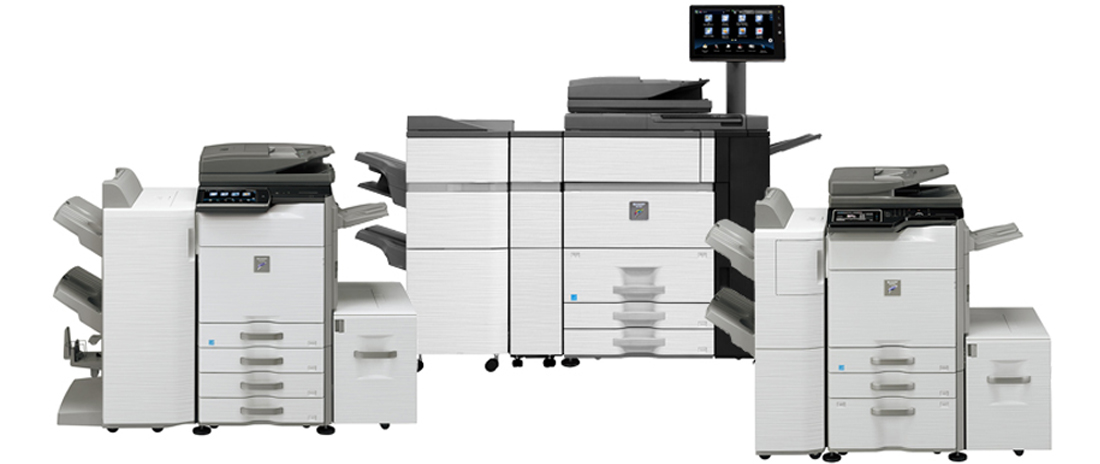 COLOR COPIERS & MFP