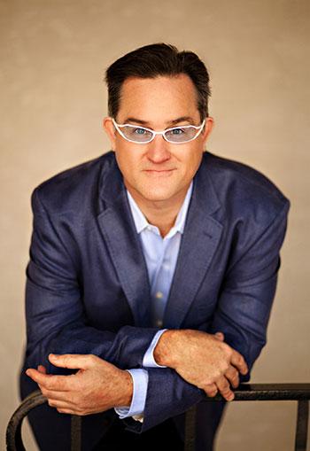 Portrait of AMP founder Eric Larson
