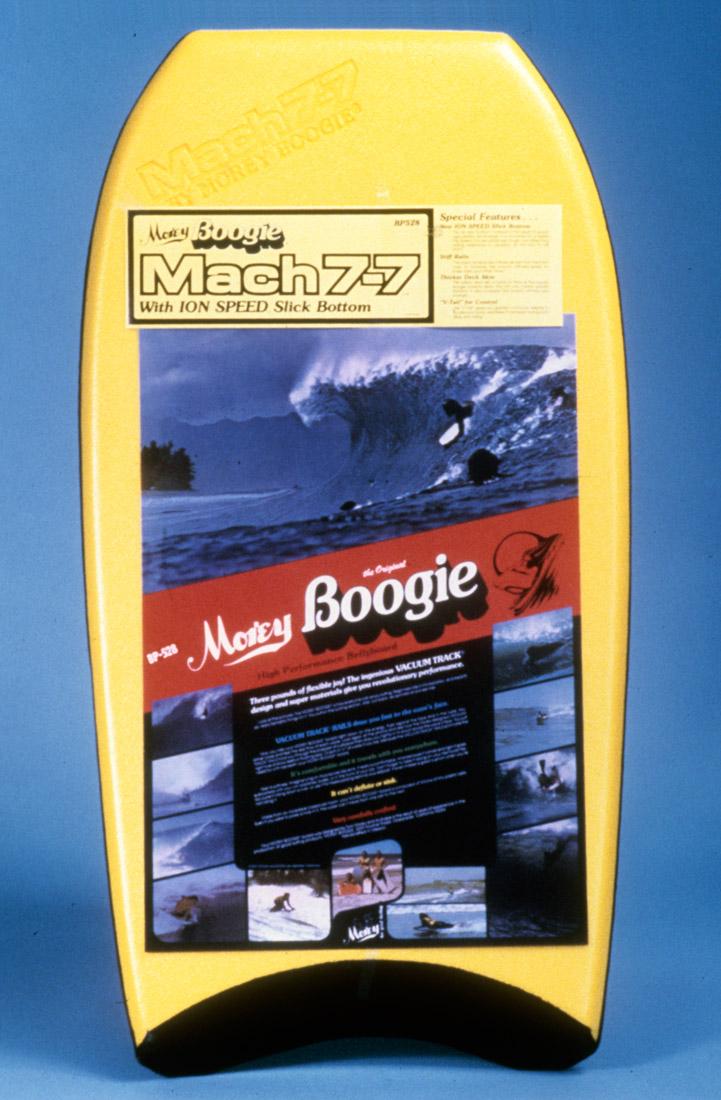 Morey Mach 77 Boogie Board