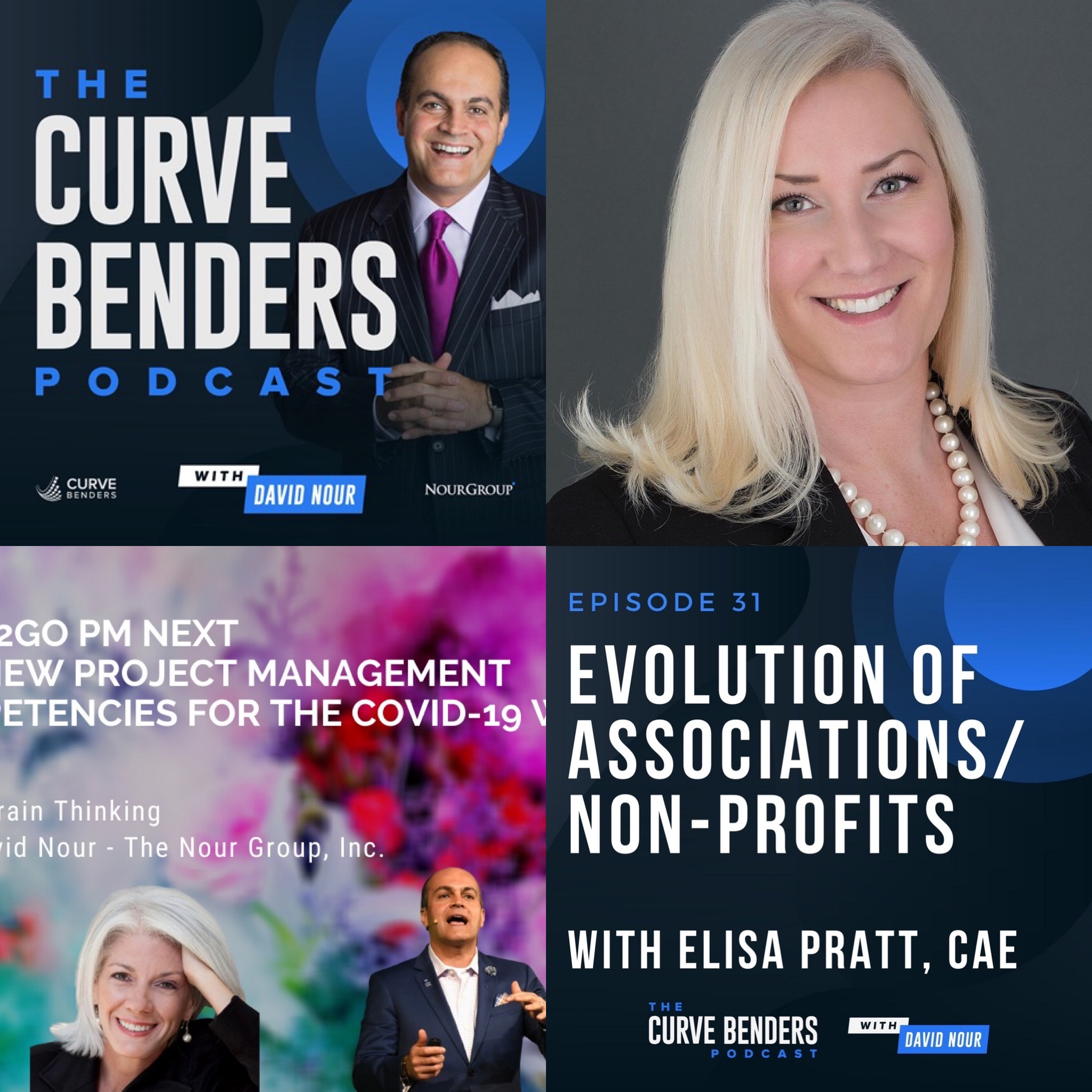 Curve Benders Podcast – Evolution of Associations with Elisa Pratt, CAE