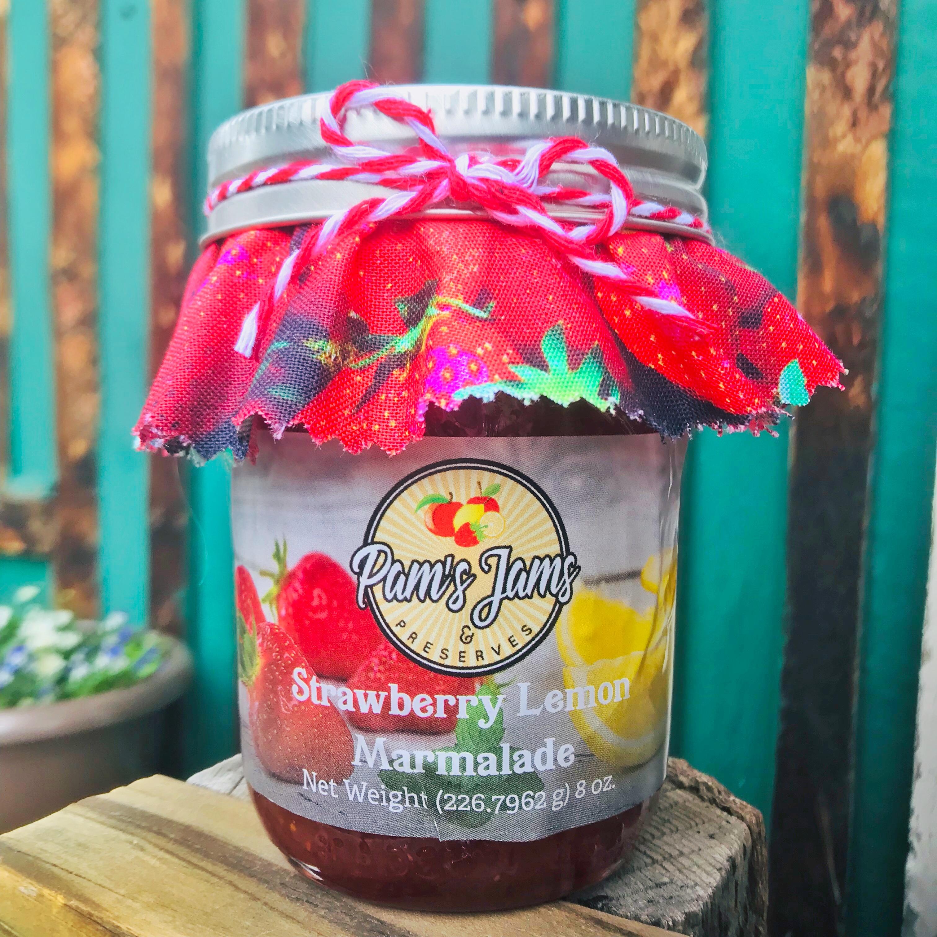 Pams-Jams-Strawberry-Lemon