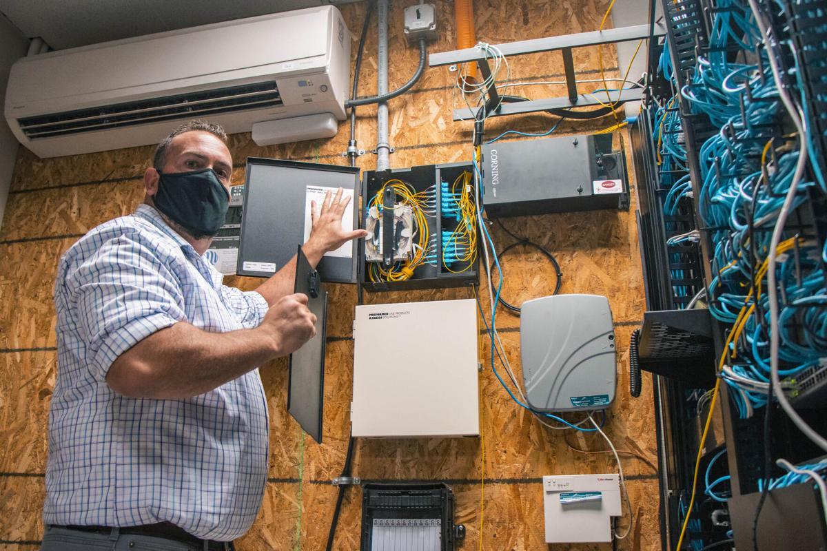Jeff Baine Lewis County PUD Broadband