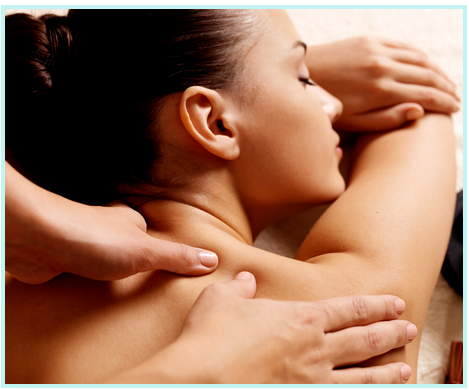 Spa Package at Spring Mist Spa includes Spring Mist Hot Stone massage