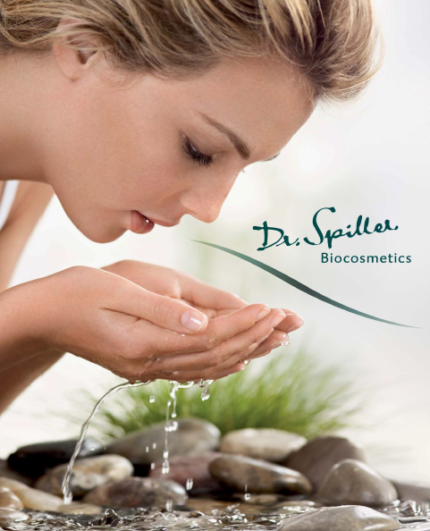 Alpenrausch Organic Skin Care Products by Dr. Spiller