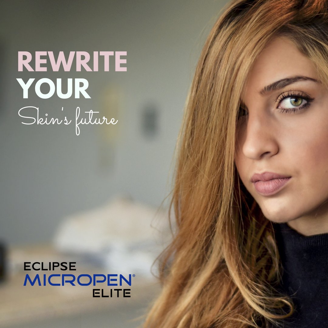 Epidermal Collagen Induction Therapy (Microneedling) at Spring Mist Spa Milton