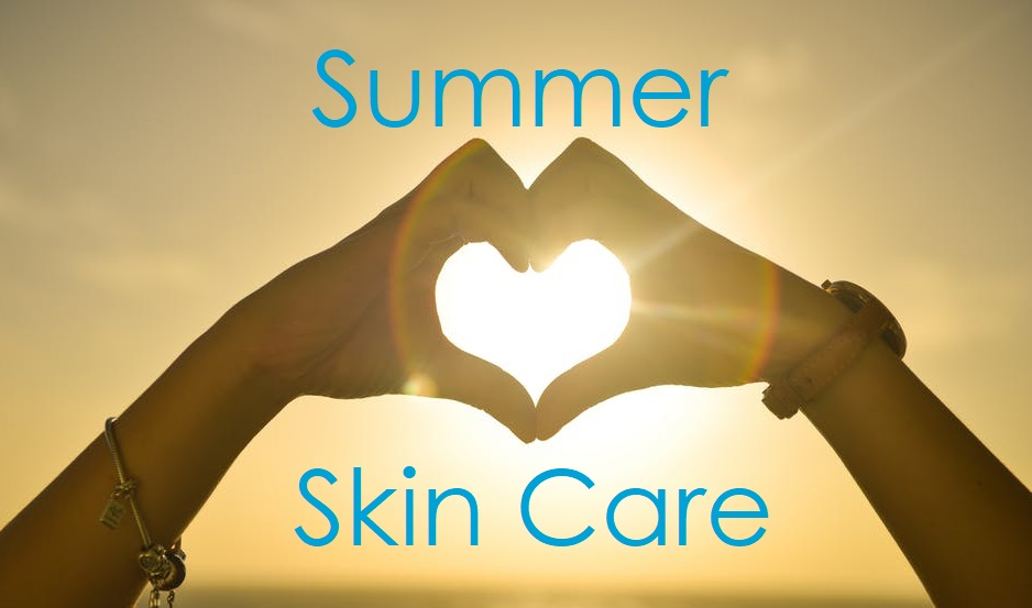 Summer skin care at Spring Mist Spa