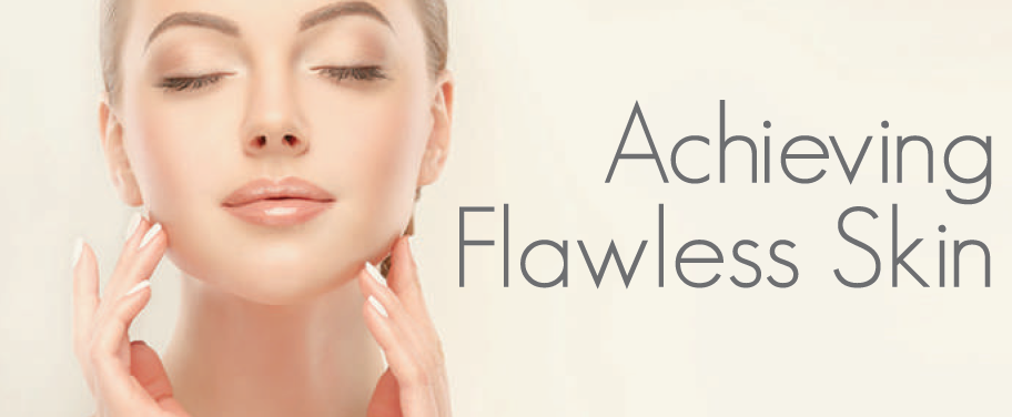Spring Mist Milton Spa Blog Post: How to achieve flawless facial skin?