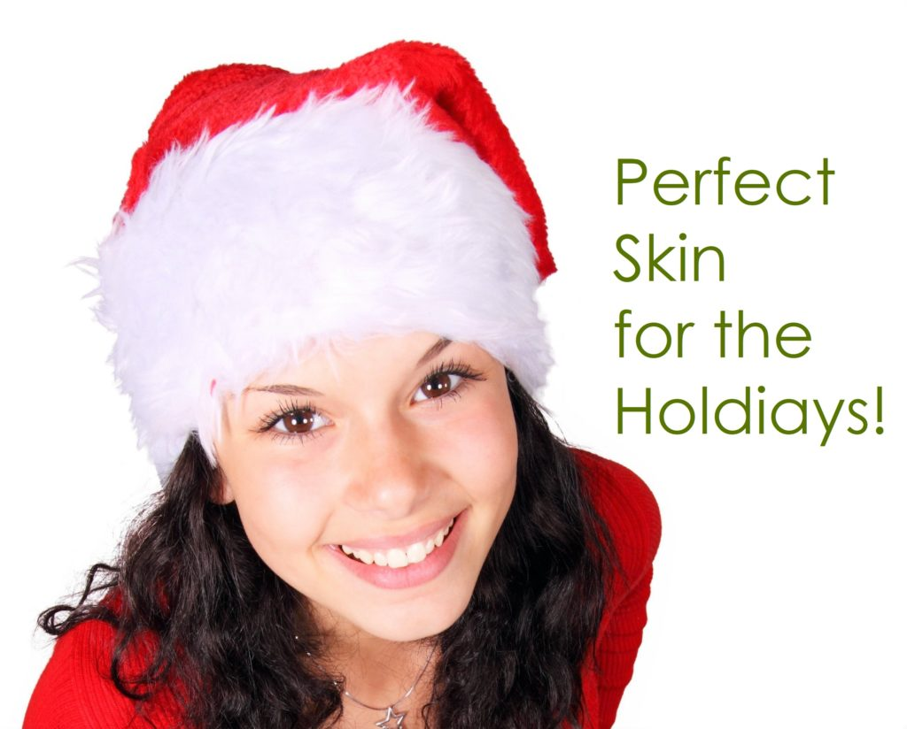 Spring Mist Spa Milton Skin Care tips for the holidays!