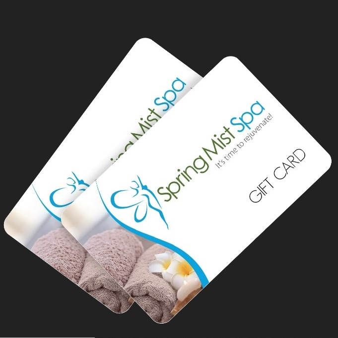Spring Mist Spa Milton - Spa Gift Cards - Spa Gift Certificates