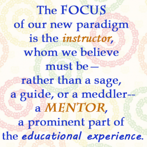 PG Mentoring to Meddling 2