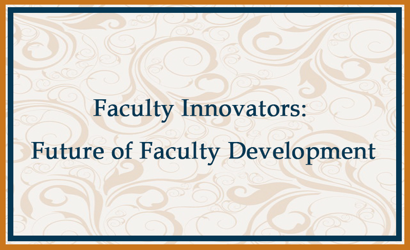 faculty innovators