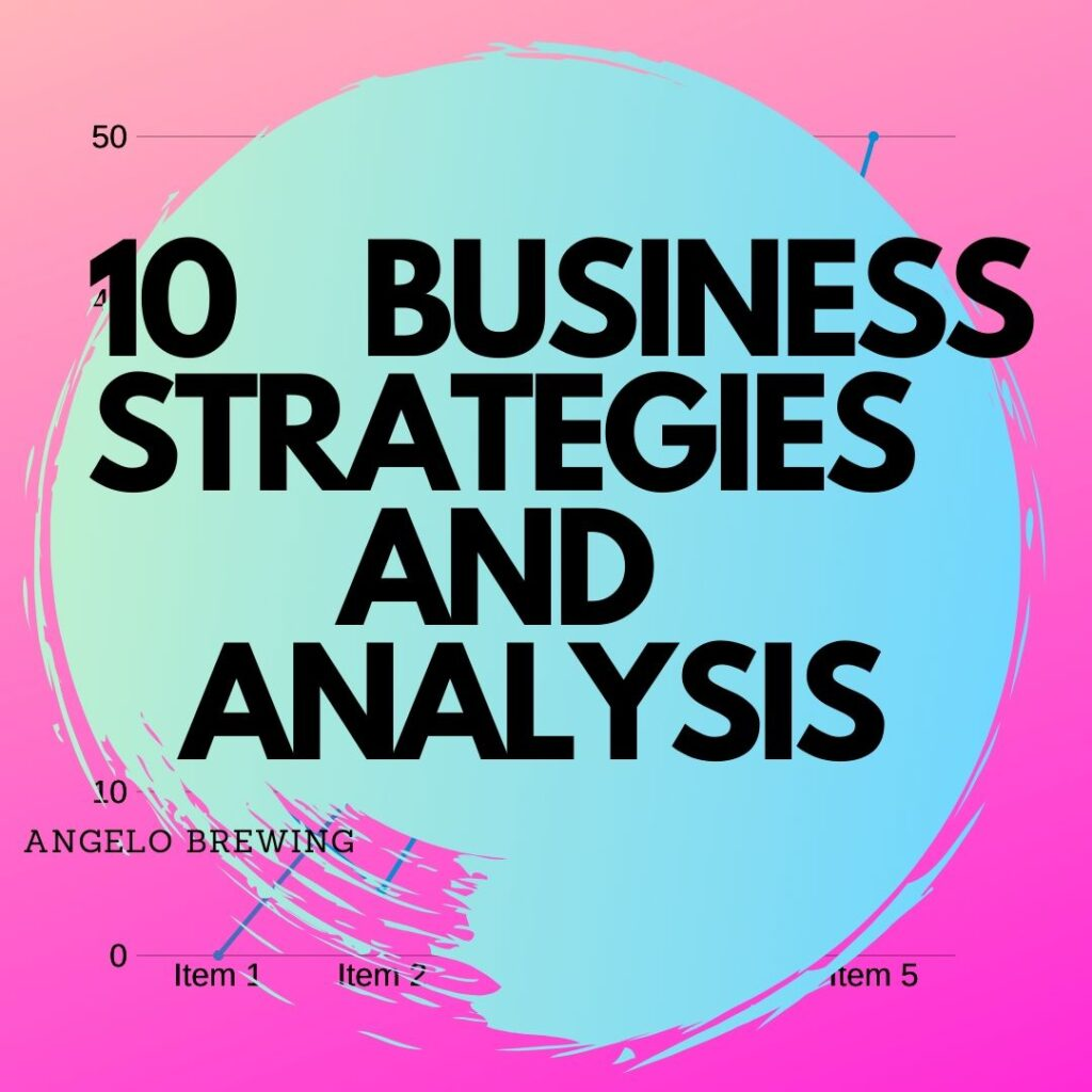 TOP 10 BUSINESS STRATEGIES AND ANALYSIS