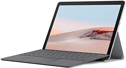 Microsoft Surface GO 2 STQ-00013 10.1-inch Laptop (Gold Processor 4425Y/8GB/128GB SSD/Windows 10 Home in S Mode/Intel UHD 615 Graphics), Platinum