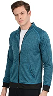 Scott Men's Premium Classica Polyester Sports Jacket in garments.