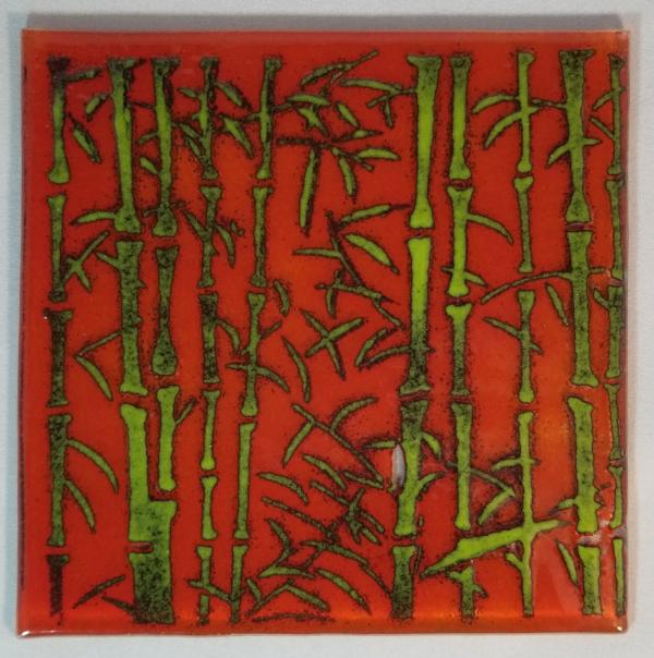 orange bamboo