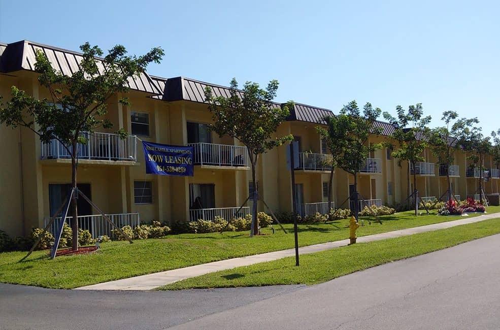 New Castle Apartments
